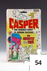 Jigsaw puzzle - Casper Ghostly Trio puzzle