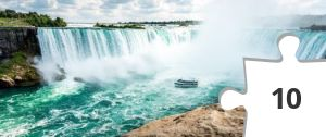 Jigsaw puzzle - Niagra Falls New York & Canada by Ivan Torres