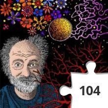 Jigsaw puzzle - Hij weet niets