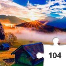 Jigsaw puzzle - 1-6a