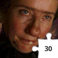 Jigsaw puzzle - Nanny McPhee