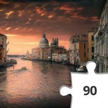 Jigsaw puzzle - Venice