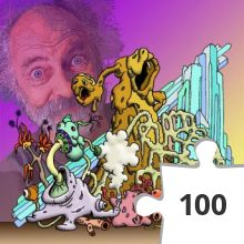 Jigsaw puzzle - What a wonderfull world!