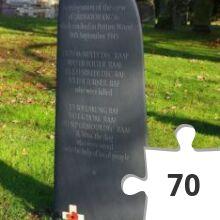 Jigsaw puzzle - War Memorial #902 ~ Liberator KN736