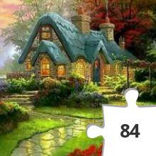 Jigsaw puzzle - Er was eens