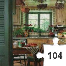 Jigsaw puzzle - keuken