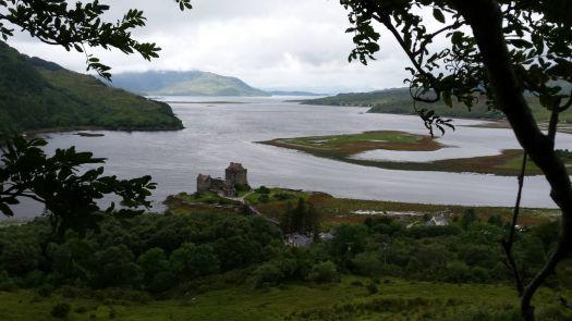 Jigsaw Puzzle | Highlanders Home (Eilean Donan Castle ...
