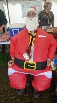 Christmas in July at Blair Atholl 2016