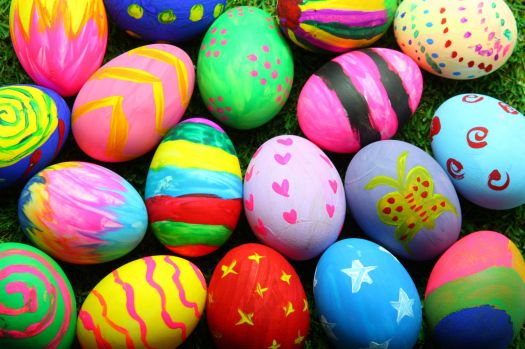 Happy Easter [No Giveaway]
