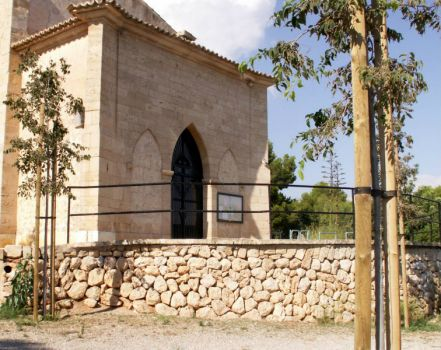 For Chickiemama, the little church in Majorca