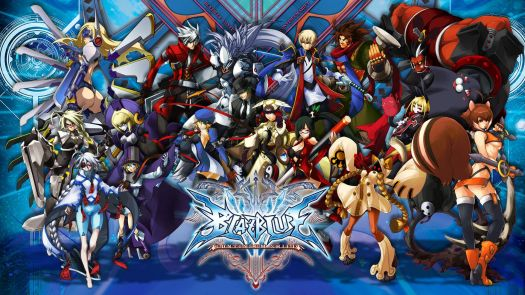 BlazBlue Jigidi just for fun (extra giveaway in thread!)